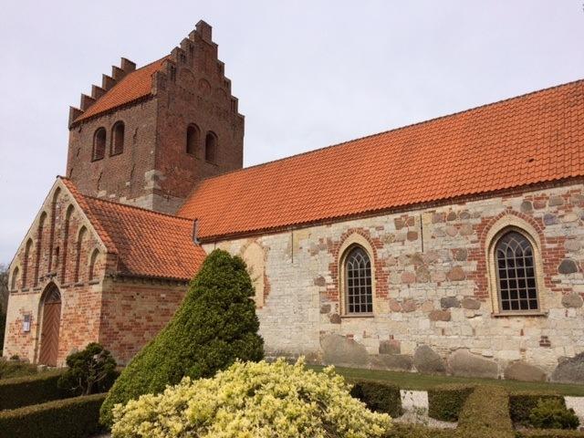 Øsrlev Kirke