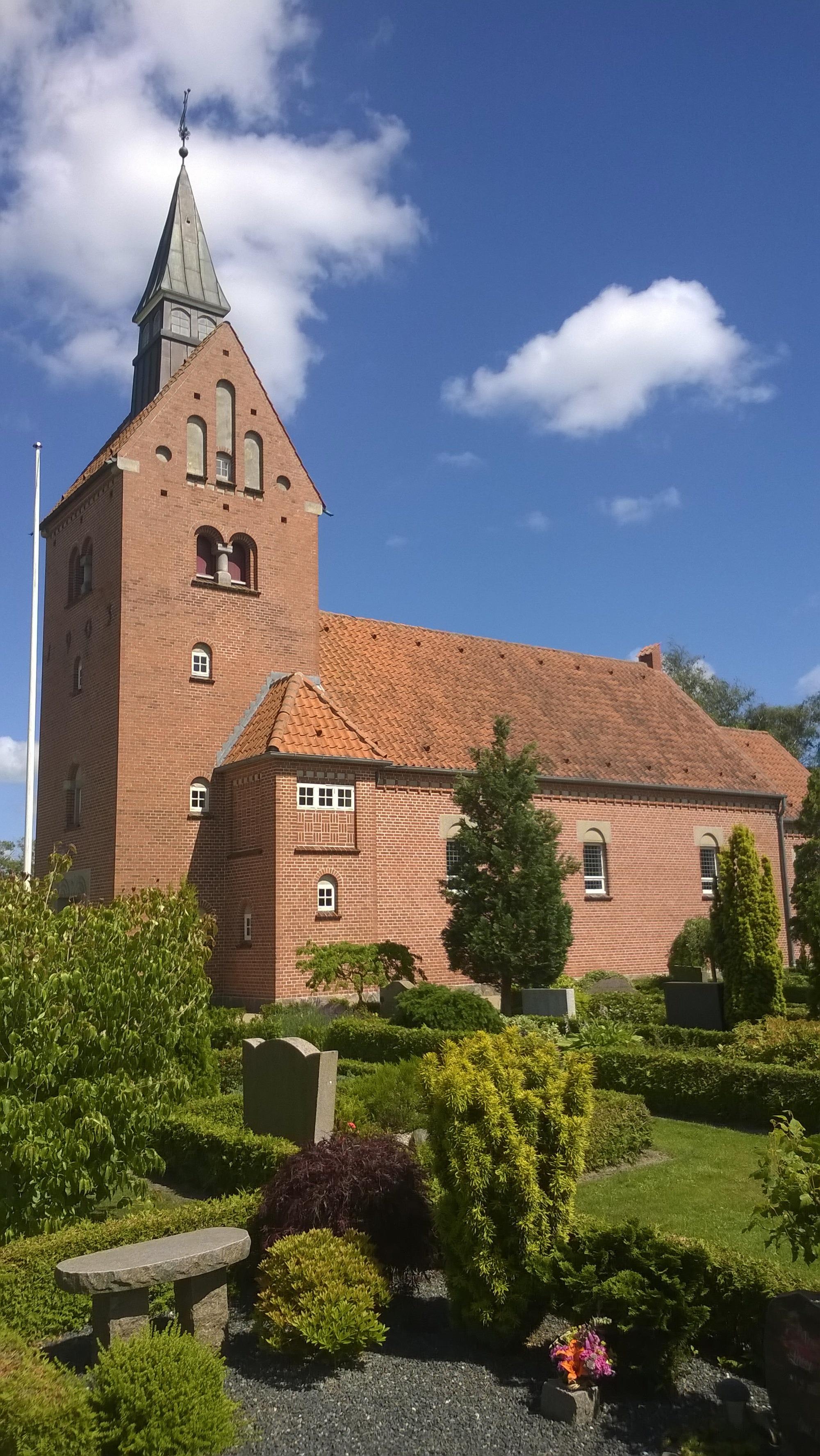 To nye grønne kirker i Aalborg stift - Grøn Kirke